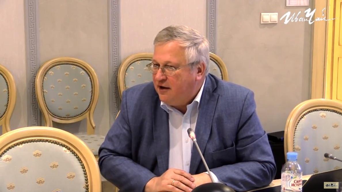 Юрий Крупнов: «Для меня пенсионная реформа- это религиозный вопрос» (21.09.18)
