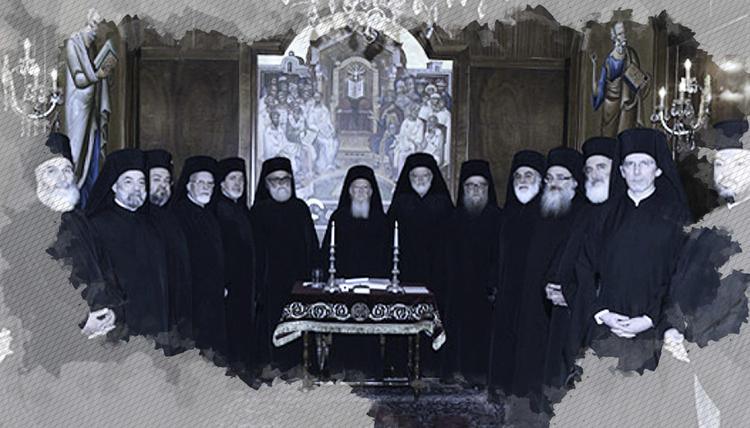 Союз Православных Журналистов: «Безумие и позор: итоги Стамбульского Синода» (12.10.18)