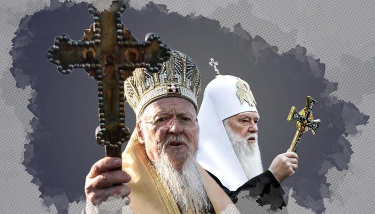 Русская Народная Линия: «Патриарха Варфоломея требуют выдворить из Турции» (17.10.18)