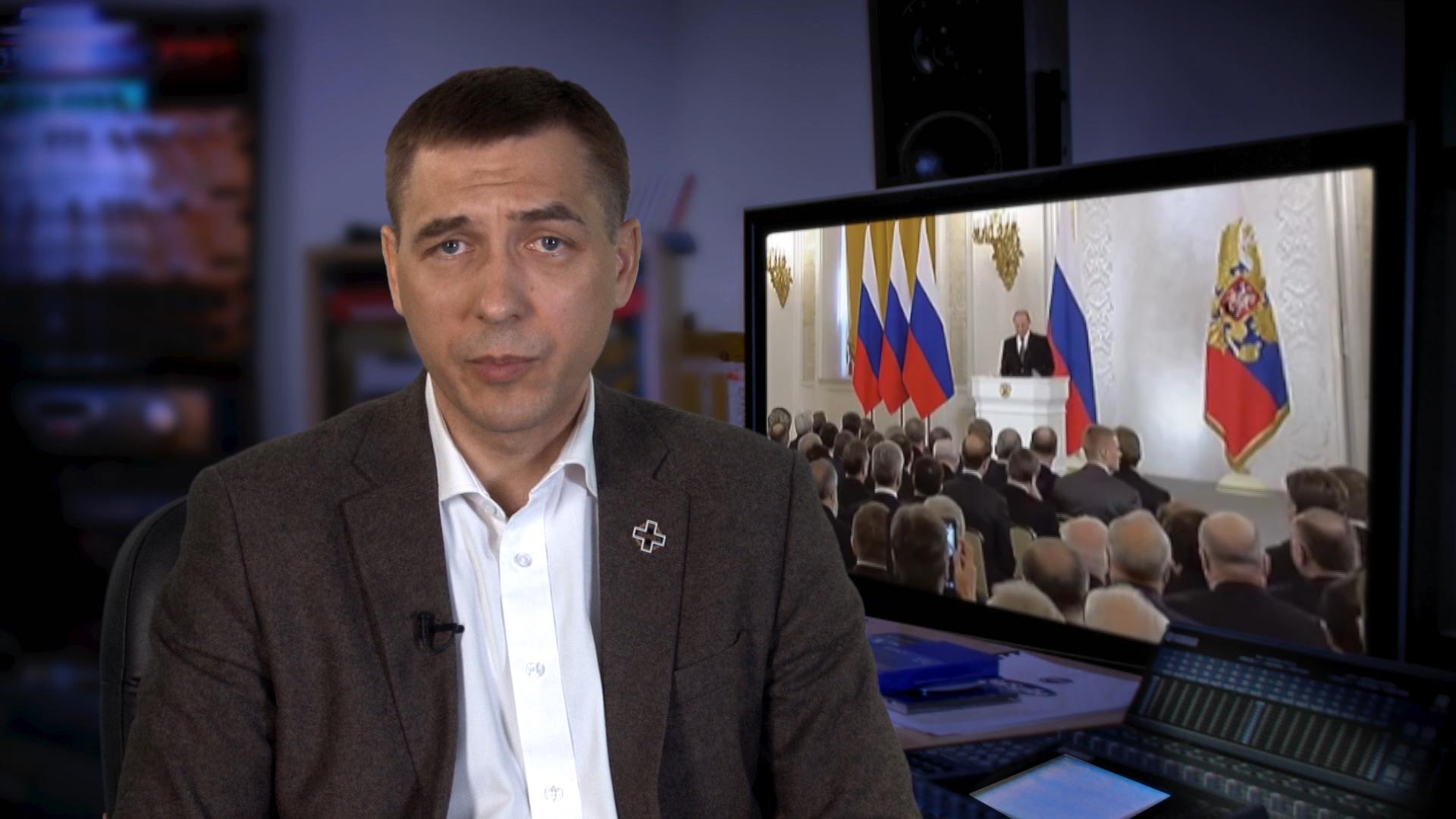 Игорь Романов: «Россия подготавливается к быстрому и глубочайшему переформатированию» (16.03.19)