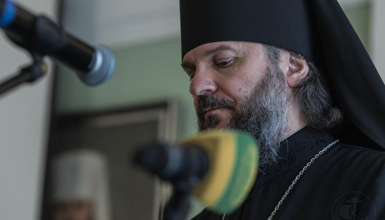 Союз Православных Журналистов: «Ректор МДА рассказал из-за чего его не пустили в Украину» (07.11.18)