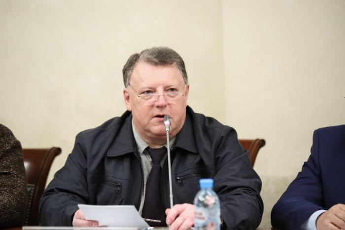 Сергей Рукшин: «Образовательные реформы фактически уничтожили единое образовательное пространство страны» (25.10.18)
