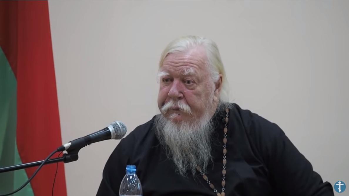 Протоиерей Димитрий Смирнов: «Семья — самоубийца XXI века» (14.11.18)