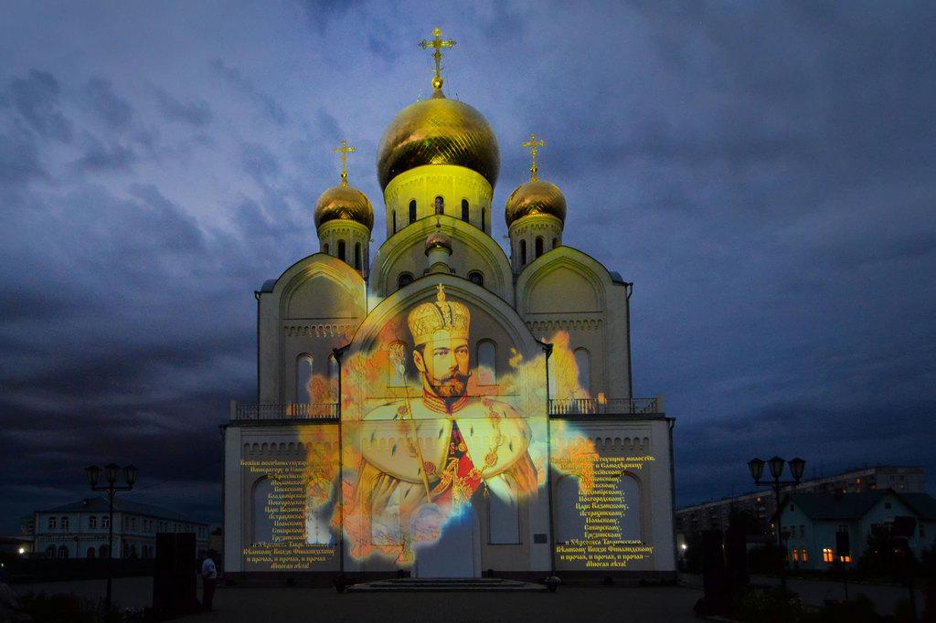 В Новосибирске состоялась премьера оперы «Царь» (27.11.18)
