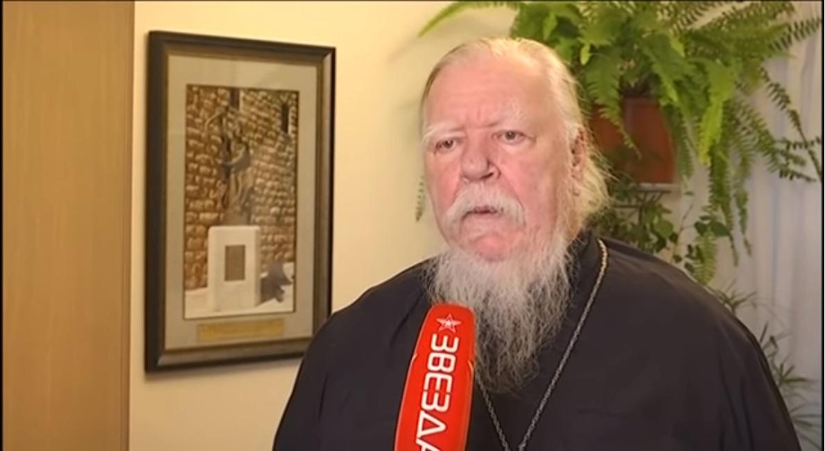Протоиерей Димитрий Смирнов: «О гонениях на православных священников на Украине» (04.12.18)