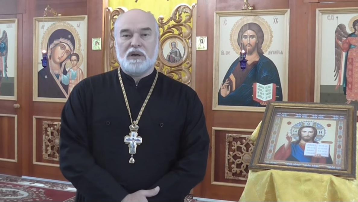 Протоиерей Александр Новопашин: «О ситуации с Николаем Каклюгиным» (12.12.18)