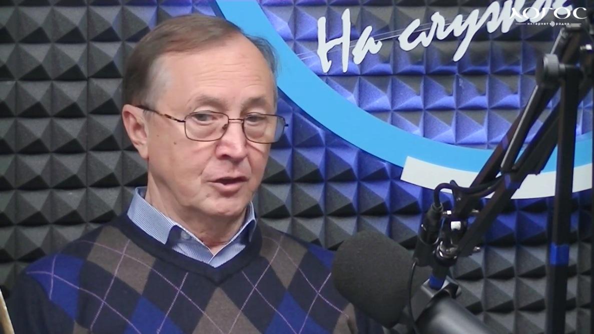 Николай Бурляев: «Культура и рынок понятия несовместимые» (30.11.18)