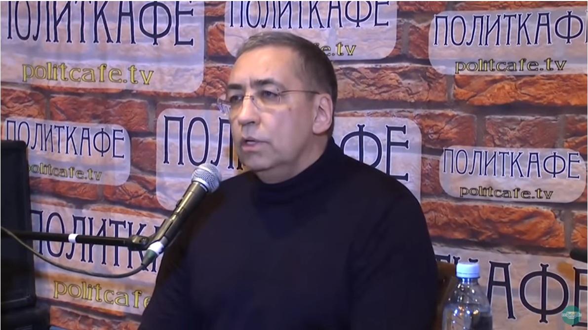 Игорь Ашманов: «Оцифрованный опиум. О новой «религии» для народов» (04.01.19)
