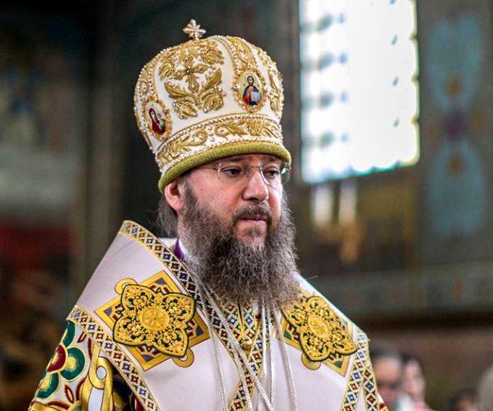 Митрополит Антоний (Паканич): «Правила духовной безопасности в связи с расколом» (16.01.19)