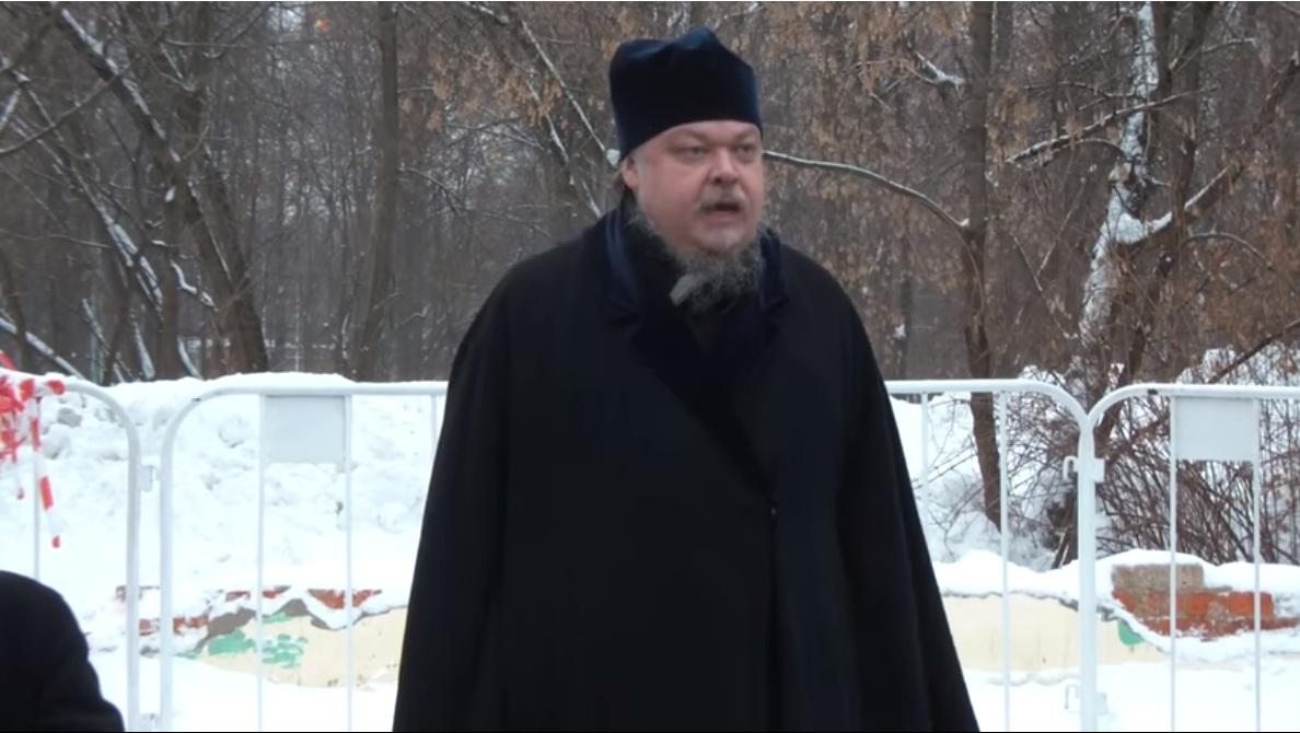 Москва. Молитвенное стояние «За единство в Истине» (03.02.19)