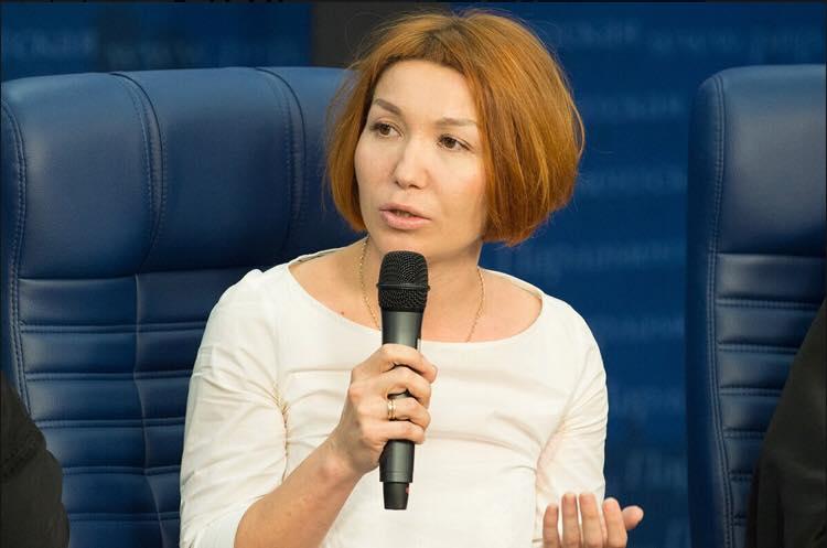 Александра Машкова-Благих: «Шестьдесят третья сессия Комиссии ООН по положению женщин. Зачем мне о ней знать?» (22.03.19)