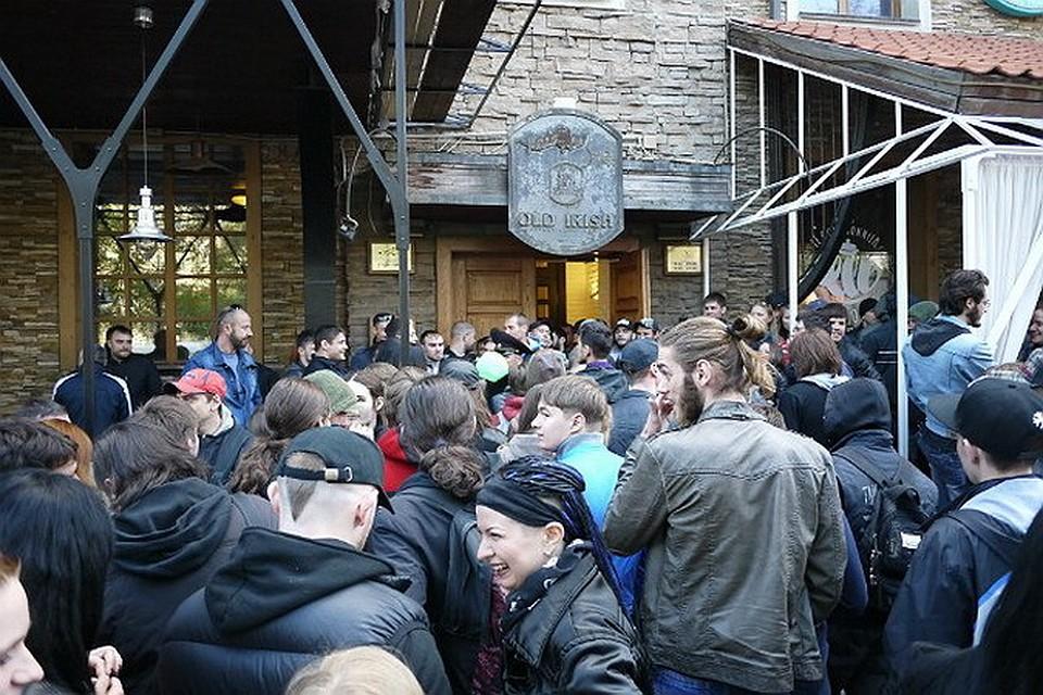 Дмитрий Кокоулин: «Новосибирцы не дали сатанистам провести рок-концерт» (21.05.14)