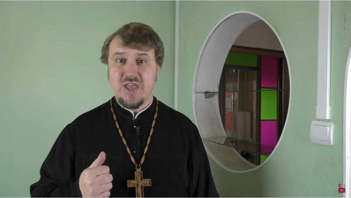 Священник Святослав Шевченко: «Суть Масленицы: можно ли праздновать?» (05.03.19)
