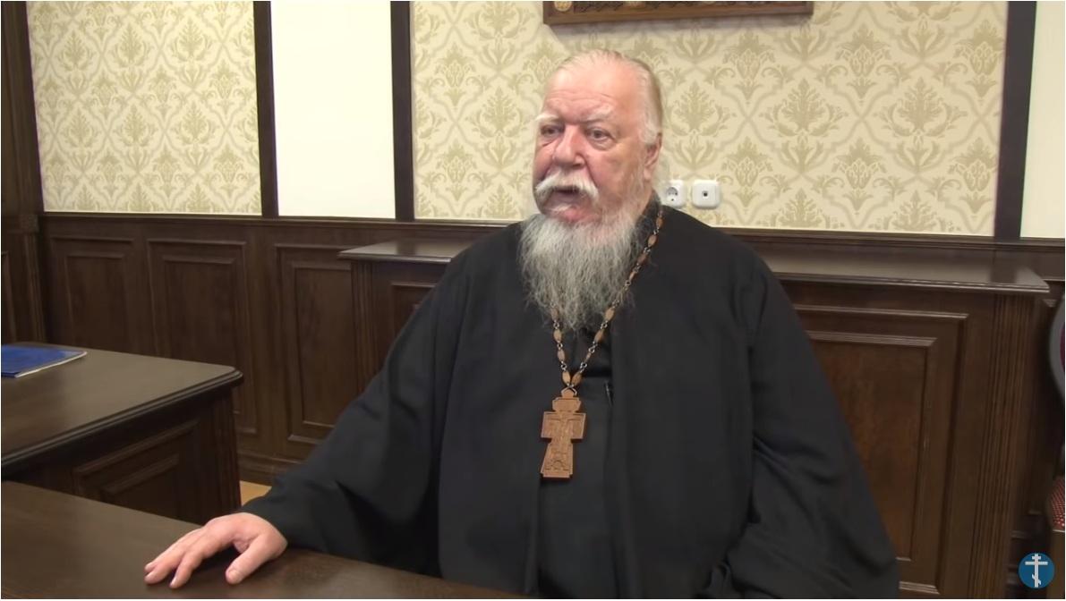 Протоиерей Димитрий Смирнов: «Роль отца в семье» (14.11.18)