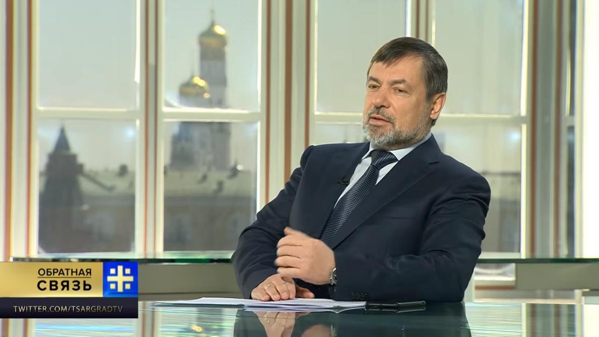Павел Пожигайло: «Новый закон о культуре — это вопрос национальной безопасности России» (03.04.19)
