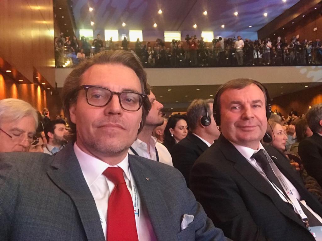 Алексей Комов: «Семьи мира объединяются, чтобы защититься от глобализма» (23.05.19)