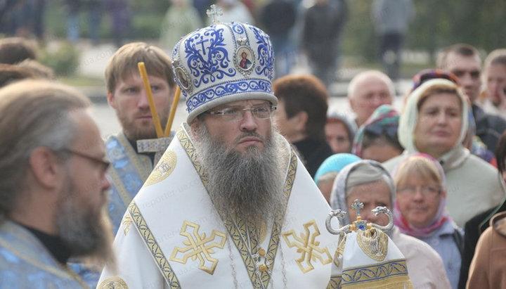 Митрополит Запорожский и Мелитопольский Лука (Коваленко): «Живя на Украине, я не понаслышке знаю, как происходят гонения на православных» (29.12.19)