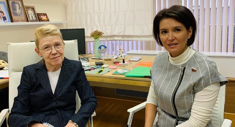 Маргарита Павлова: «Я убедилась, что этот законопроект действительно отражает просемейные положения обновленной Конституции!!!» (15.07.20)