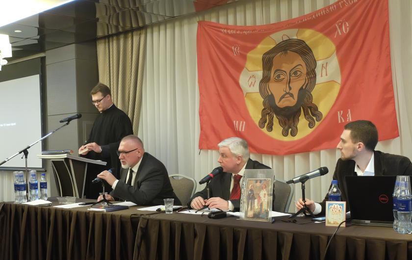 31 октября 2020 года в Москве состоялся собор православных мирян.