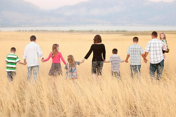 Всемирный Русский Народный Собор: «Многодетные родители просят принятия федерального закона о статусе многодетной семьи» (02.02.21)