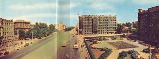 Новосибирск. История бывшей Старобазарной площади.